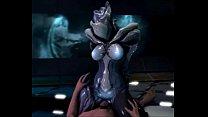 3D Alien Pussy Rides Human Cock Vorschaubild