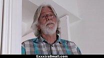 ExxxtraSmall - Small Blonde Teen Fucks Huge Cock Vorschaubild