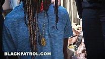 Black Patrol - Black Grafiti Artist Gets Fucked By The Law