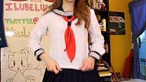 Lucy Sailor Schoolgirl Solo [솔로 여자 Solo Female]