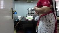 ▶ Leena Bhabhi Hot Navel Housewife 1