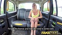 Image: Fake Taxi Big tits blonde Michelle Thorne greedily sucks and fucks