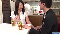Sanae Akino blows hubby before going to work -...'s Thumb