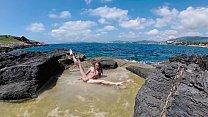 Russian Girl Sasha Bikeyeva - Enjoy the breatht...