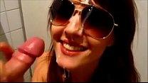 gostosa de oculos gozada preview image