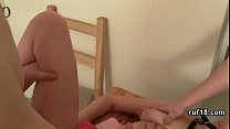 Hardcore BDSM treatment for young amateur teen pornhub video