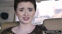 TEENFIDELITY Youtube Star Celestia Vega Fucked and Facialed
