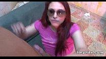 Sweet latina teen redhead Evelyn Contreras 4 53 pornhub video