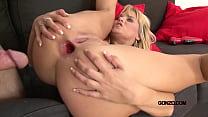 Barra Brass ass fucked (hot blonde anal) gg518 ...