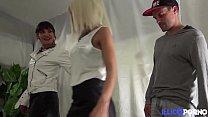 Capucine danseuse sexy baisée par un ancien collègue Preview