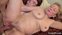 Deutsche Mutter und Vater bei ihrem ersten Porno Dreh - download porn videos
