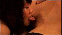 Katrina having her asian big boob maid for desert 2/2