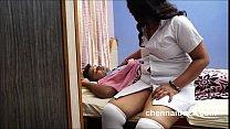 Romantic Nurse Making Romance with Patient -480...