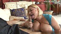 Busty pussy anal dildo - 9Club.Top