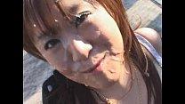 Busty Nana Aoyama From Dream Woman 66 - Cumshot Swallows