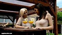 Mimosa Munching - by Sapphic Erotica lesbian se...