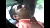 taxi el en dormido bato un a manoseando Puto