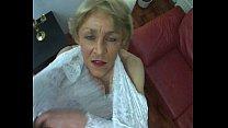 Oma macht gern Sextreffen - German Granny likes livedates Vorschaubild