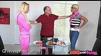 Screenshot Divine 3some  with a hot older - Moms Bang Teens...