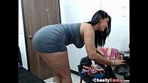 BANGBROS - Colombian Newbie Sara Bolivar Gets Slammed Again (cff15719)