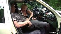 xxxchyna - mutti ist taxifahrerin und fickt gerne mal mit ihren kunden thumbnail