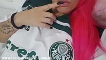 Homenagem ao Líder Palmeiras - Gostosa no Brasileirão thumbnail