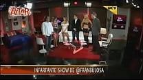 Francisca Undurraga Descuido Toc Show [방송사고 broadcast accident]