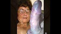 Delicious granny from EpikGranny.com masturbating video