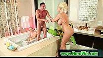 Beautiful asian masseuse gives slippery massage 07 Preview
