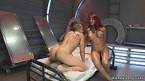 Alien ebony transsexual bangs dude