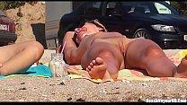 Nude Horny Naked Milfs At The Beach Video Voyeur SPy HD