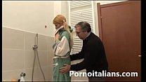 Incesto italian   italiano padre lecca le tette... Thumbnail