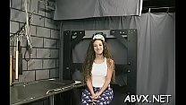 Severe thraldom with breasty babes pornhub video