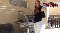 alexis texas fat - Ela Darling female desperation & wetting herself 2 thumbnail