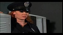 Audrey Hollander Latex Cop