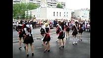 Последний звонок 2009 Танец выпускниц