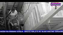 """virtual vivid girl sunny leone & hidden camera on reality show """"zadruga"""" thumbnail"""
