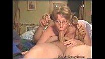 Granny does deepthroat />                             <span class=