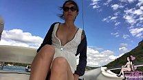 Exhib sur un bateau - Almanegra de vends-ta-cul...