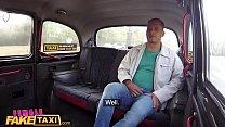 Female Fake Taxi Blonde beauty fucks her passenger thumbnail