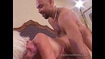 Hot Amateur Gilf can get enough of that Big Black Cock in Interracial Video Vorschaubild
