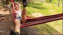 Outdoor teen video
