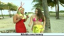 Money does talk - porn video 2