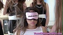 Screenshot Lesbian Teen Pledges Lick