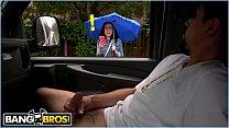 BANGBROS - Scarlett's Wild Ride On The Bang Bus...