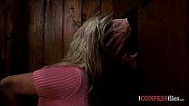 ConfessionFiles: Sienna Day Deep Throats the Priest Vorschaubild