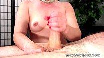 Cock Massage with Ball & Cumplay thumbnail