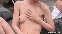 Japanese babes, Mizuki Hikaru, amd girlfriend uncensored Preview