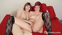 Sexy Yanks Lesbians Sosha Belle And Aurora