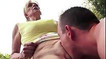 GRANNY  DE 77 AÑOS DOÑA ELGA BUSST LUSTYGOLDEN